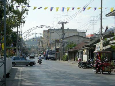 "Petchaburi ""down town"""