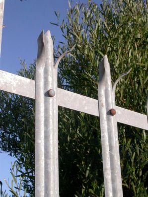 Pointes de clôture