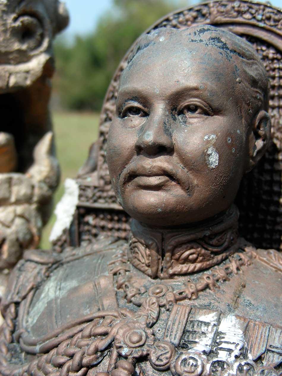 King Rama V statue
