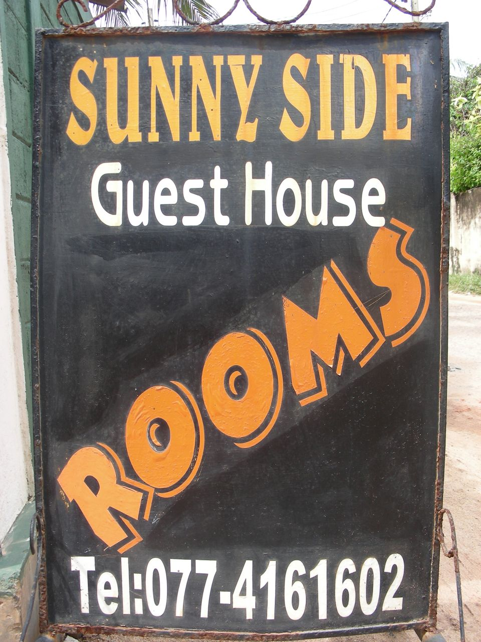Sunny side guest house