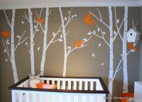 Baby E's Modern, Bird Inspired Nursery - Taryn Whiteaker