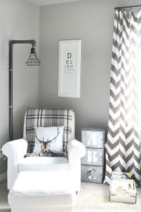 Rustic Boy Bedroom Part 1 - Taryn Whiteaker