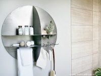 Industrial Bathroom Decor - Taryn Whiteaker