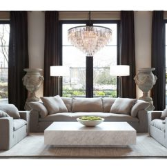 Restoration Hardware Living Room Lime Green Themed The Gallery Taryn Whiteaker