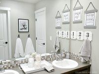 Kids Bathroom Decor - Taryn Whiteaker