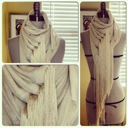 This is a scarf from my collection MiiTA. On sale in my Etsy Shop, MiitaCollection