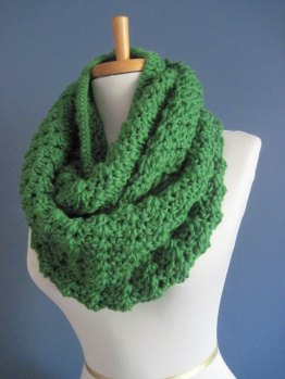 Another Handmade Etsy Scarf