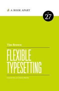 Flexible Typesetting