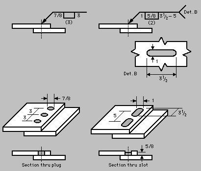 Surface Weld Symbol Drill Through Symbol Wiring Diagram