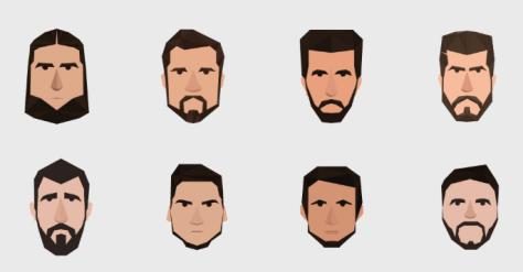 иконки аватарок