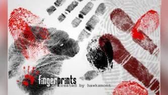 Отпечатки пальцев и рук - фотошоп кисти для дизайнеров