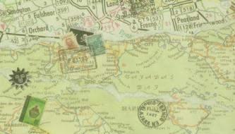 Коллекция высококачественной текстуры - карты