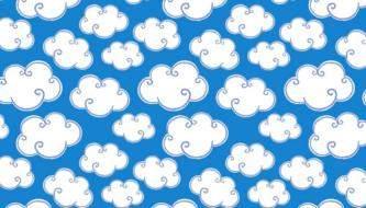 Симпатичные и бесплатные паттерны Облаков