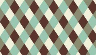 Красивые и бесплатные паттерны - Ромбы для фотошоп