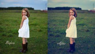 Photoshop Экшены для добавления винтажных эффектов к вашим фото