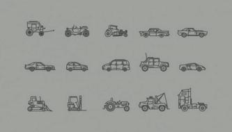 280 бесплатных векторных иконок