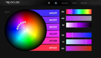 Инструменты выбора цвета: HTML, CSS, RGB