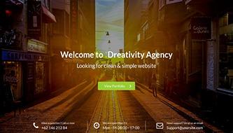 Подборка бесплатных HTML шаблонов Landing Page