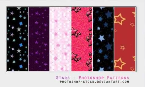 Звезды Ps Шаблоны