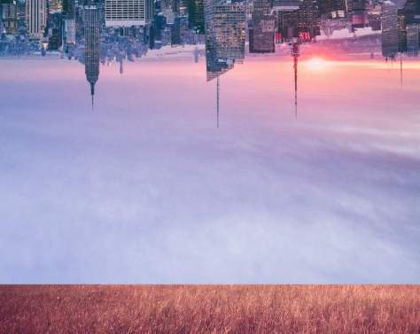 How to Create a Surreal Scene of an Upside Down City With Adobe Photoshop 8