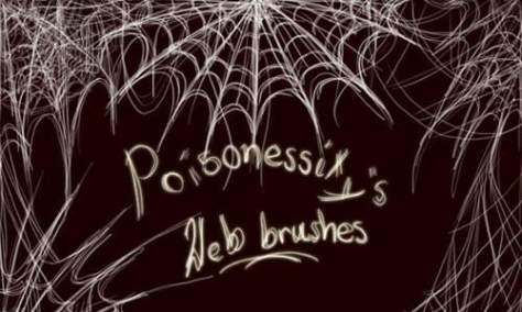 Photoshop Web Brush Pack