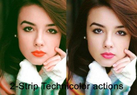 2-strip Technicolor