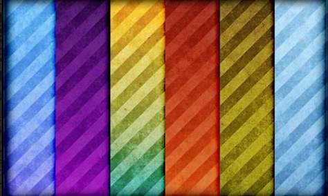 Гранж старинные бесшовные полосы фотошоп шаблон набор
