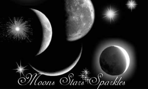 Прохладная Луна и Звездные Кисти