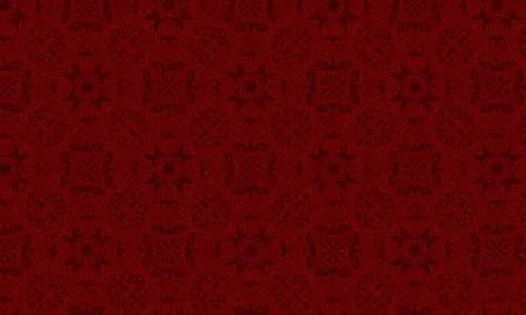 Королевский красный красный узор