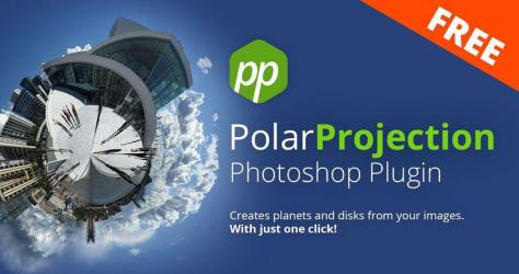 Плагин для фотографа PolarProjection