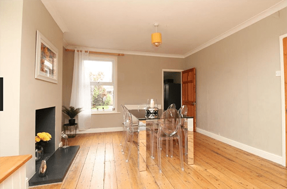Staged Dining Room - Colchester in Essex