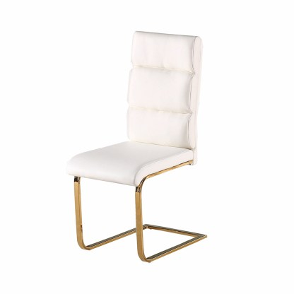 ANTIBES DINING CHAIR WHITE (PACK OF 2)
