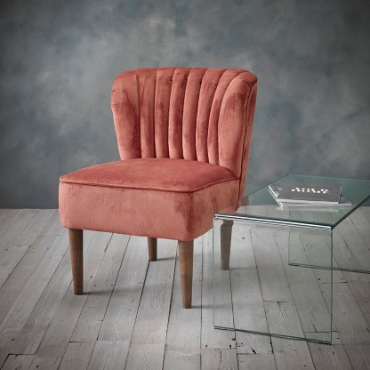 BELLA CHAIR VINTAGE PINK