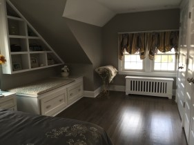 South Sayville master bedroom