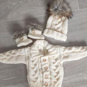 DK Knitting Pattern