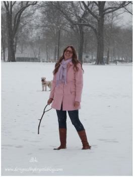 Winter Series Snow Play 7