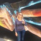 Bubble Tea The Big Straw Grove Street Jersey City Eats Refreshing Mural Street Art