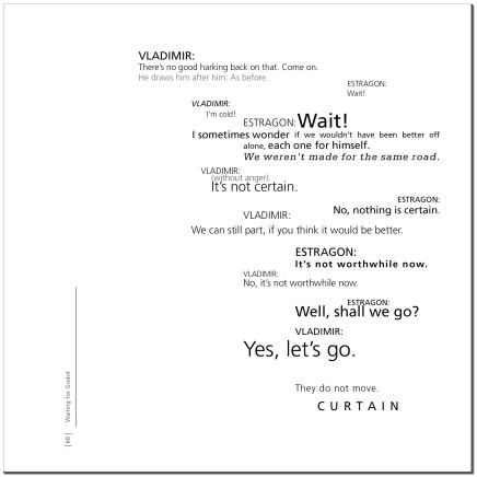 Waiting for Godot - pg 60