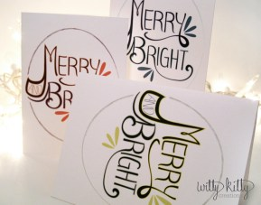 Merry & Bright Cards