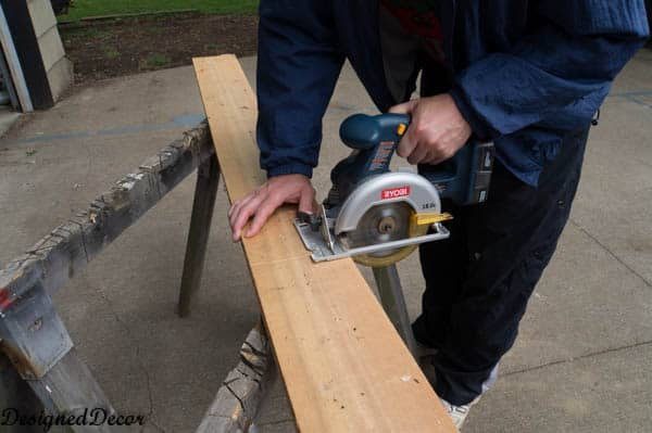 Building a raised garden bed-3