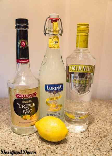 lorina prestige sparkling soda cocktail recipe-