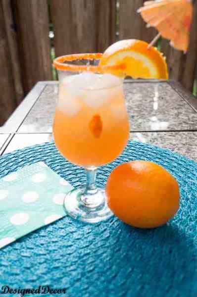 Orange Delight Cocktail Recipe