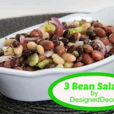 ~3 Bean Salad!