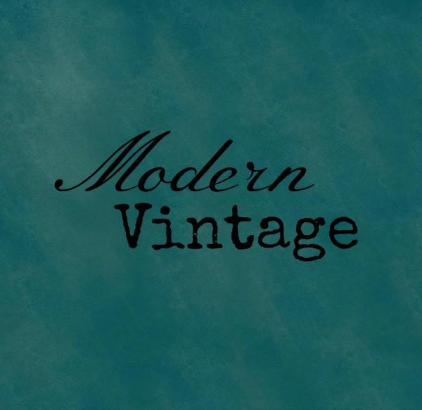 Modern Vintage Graphic
