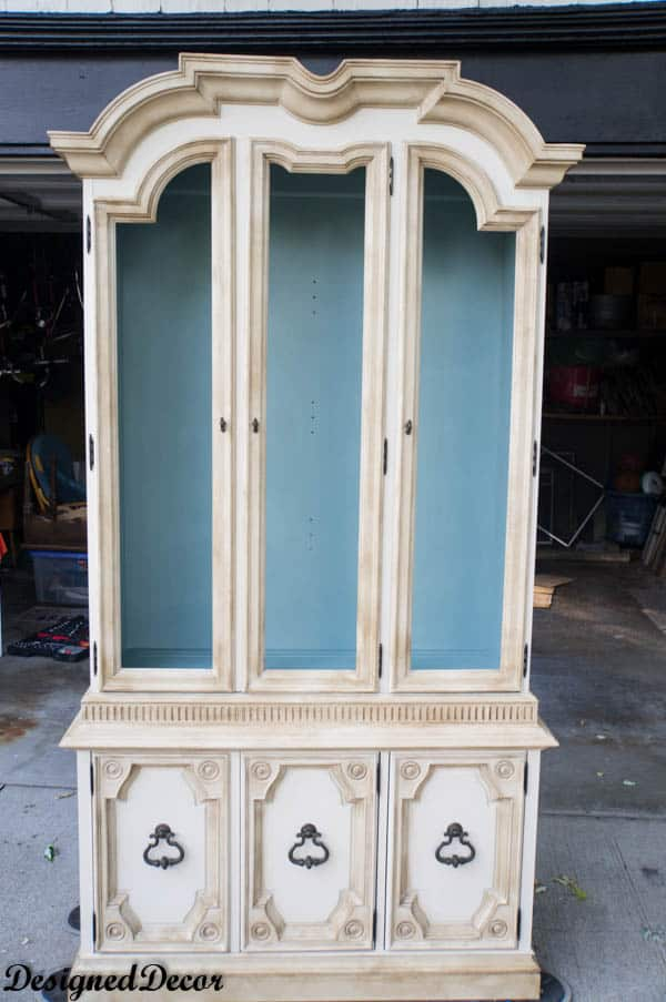 china hutch after