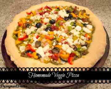 Veggie Pizza-pinnable