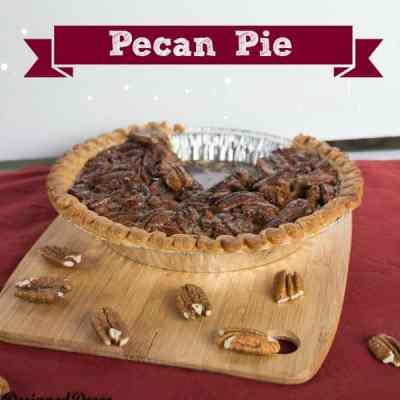 Georgia Pecan Pie!