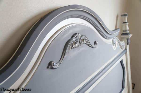 Headboard Makeover for the Guest Bedroom-