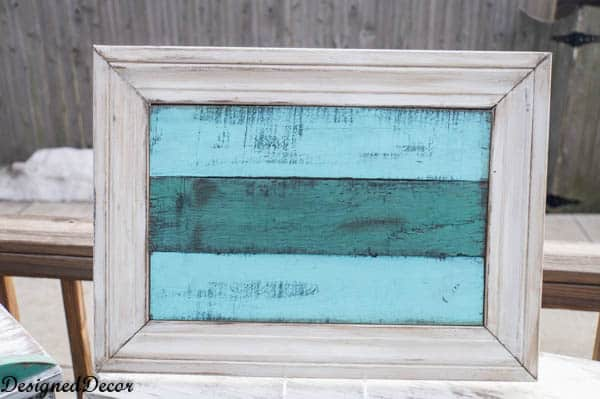 Hanging- Pallet- Wall- Decor- upcycle