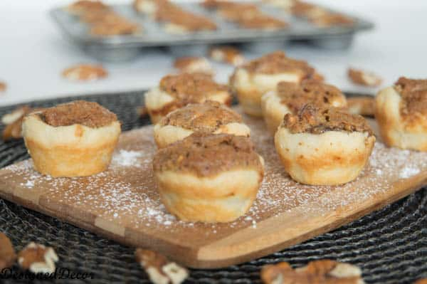 Recipe for Pecan Tassies